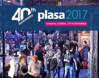 PMF at PLASA 2017